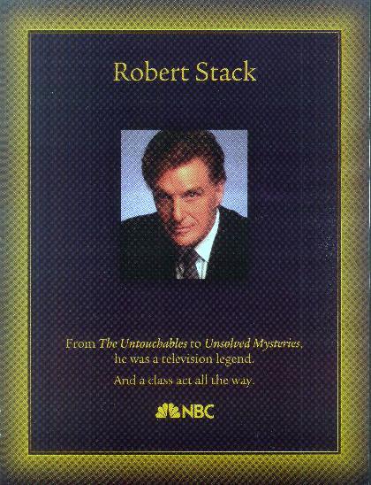 robert stack gif